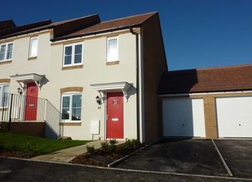 Thumbnail 3 bedroom end terrace house to rent in Atkins Hill, Wincanton
