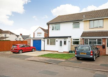 Thumbnail 3 bed end terrace house for sale in Thornhill Close, Off Tuffley Crescent, Gloucester