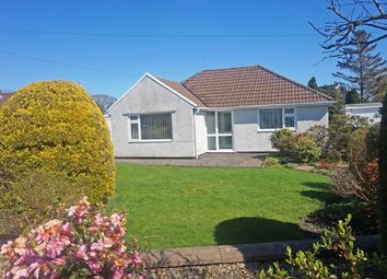 Thumbnail 3 bed detached bungalow for sale in Julians Close, Gelligaer