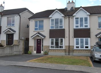 Thumbnail 3 bed property for sale in 15 Mount William Court, Athlone West, Westmeath