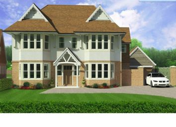 Thumbnail 5 bedroom detached house for sale in Park Crescent, Peterborough