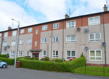 Thumbnail 3 bed flat for sale in Mossgiel Drive, Clydebank