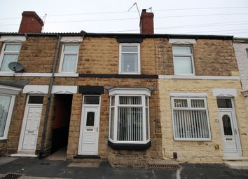 Thumbnail 2 bed terraced house for sale in Victoria Road, Mexborough