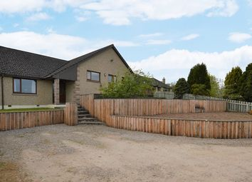 Thumbnail 4 bed detached bungalow for sale in The Steps Kirkhill, Inverness, Highland.