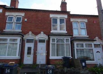 Thumbnail 2 bed terraced house for sale in Ashbourne Road, Birmingham, West Midlands