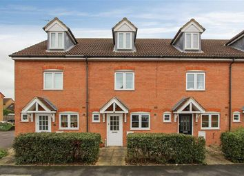 Thumbnail 3 bed town house for sale in Esmonde Way, Leighton Buzzard