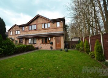 Thumbnail 2 bed semi-detached house for sale in Mill Croft, Bolton