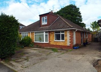 Thumbnail 4 bed bungalow for sale in Cowplain, Waterlooville, Hampshire