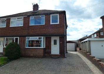 Thumbnail 3 bed semi-detached house to rent in Holcombe Avenue, Bury, Lancashire