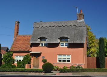Thumbnail 2 bed cottage for sale in Lower Road, Hemingstone, Ipswich