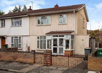 Thumbnail 3 bed end terrace house for sale in Langdon Crescent, London