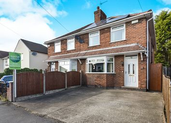 Thumbnail 3 bed semi-detached house for sale in Park View, Eastwood, Nottingham