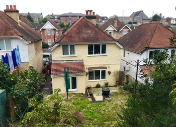 Thumbnail 3 bed detached house for sale in Vale Road, Parkstone, Poole