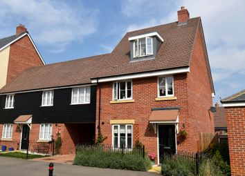 Thumbnail 4 bed semi-detached house for sale in Walker Mead, Biggleswade