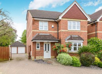 Thumbnail 5 bed detached house for sale in Wellsfield, Bushey