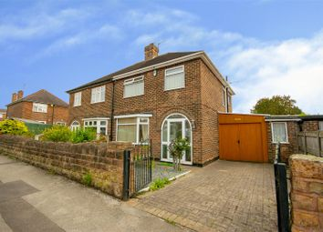 3 bed semi-detached house for sale in Cantrell Road, Bulwell, Nottinghamshire NG6