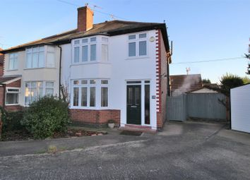 Thumbnail 3 bed semi-detached house for sale in Heathfield Grove, Chilwell, Nottingham