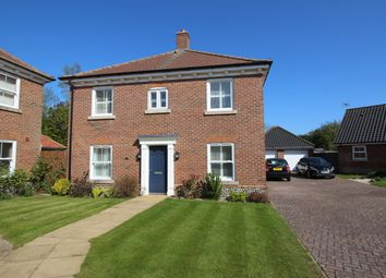4 bed detached house for sale in Owen Cole Close, Great Massingham, King's Lynn PE32