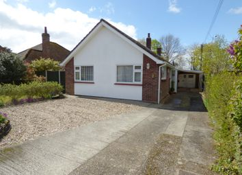 Thumbnail 3 bed detached bungalow for sale in Southwood Drive, Caistor St Edmund, .