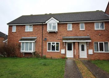 Thumbnail 3 bed terraced house to rent in Waveney Road, St. Ives, Huntingdon