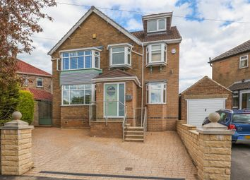 Thumbnail 4 bed detached house for sale in Wollaton Avenue, Sheffield