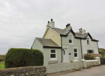Thumbnail 3 bed semi-detached house for sale in Hunna Cottage, Honna Road, Port Erin