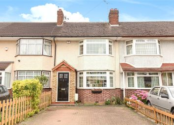 Thumbnail 2 bed terraced house for sale in Royal Crescent, South Ruislip, Middlesex