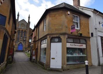 Thumbnail Retail premises to let in 54, Cheap Street, Sherborne