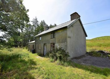 Thumbnail 3 bed detached house for sale in Dylife, Llanbrynmair, Powys