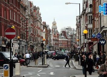 Thumbnail 2 bed flat to rent in Marylebone High Street, Marylebone London