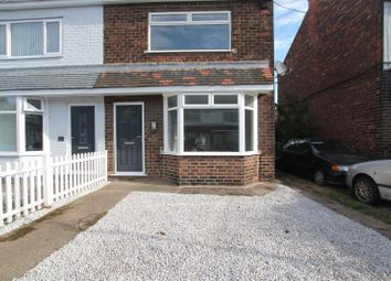 Thumbnail 3 bedroom terraced house to rent in Kirkham Drive, Hull, East Riding Yorkshire