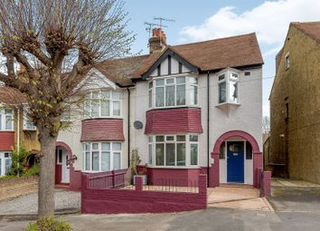 Thumbnail 3 bed end terrace house for sale in Westmount Avenue, Chatham