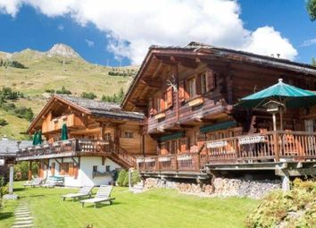 Thumbnail 9 bed chalet for sale in A Stylish Double Chalet, Verbier, Valais, Valais, Switzerland