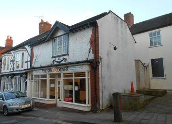 Thumbnail Restaurant/cafe for sale in 4 Stafford Street, Market Drayton, Shropshire