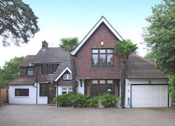 Thumbnail 6 bed detached house for sale in Arkley, Barnet, Herts