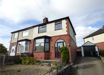 Thumbnail Semi-detached house for sale in St. Marys Road, Newcastle, Staffordshire