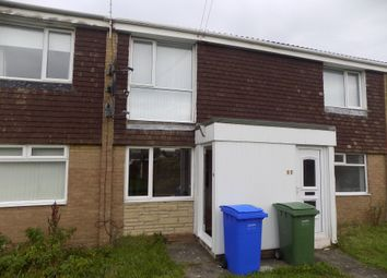 Thumbnail 2 bed flat for sale in Holystone Close, Blyth