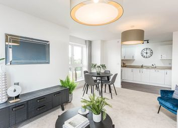 Thumbnail 2 bed flat for sale in Warmington Mews, Pine Grove, Crowborough, East Sussex