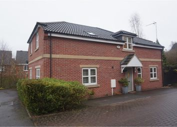 Thumbnail 3 bed detached house for sale in Blisworth Close, Hunsbury