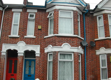 Thumbnail 4 bed terraced house to rent in Highcliffe Ave, Portswood, Southampton