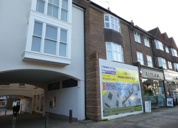 Thumbnail Retail premises to let in 7 High Street, Esher