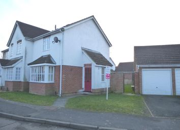 Thumbnail 2 bedroom end terrace house for sale in Kingfisher Drive, Wisbech