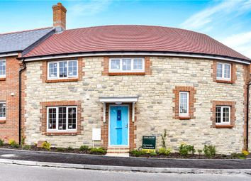 Thumbnail 3 bedroom terraced house for sale in Farwell Crescent, Chickerell, Weymouth, Dorset