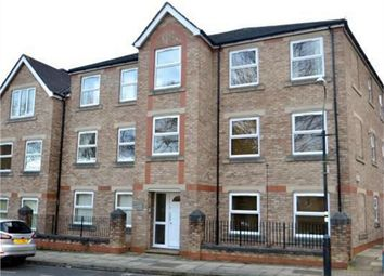 Thumbnail 2 bed flat to rent in Cromwell Road, York