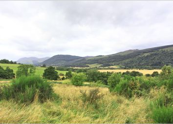 Thumbnail Land for sale in Alma Avenue, Aberfeldy