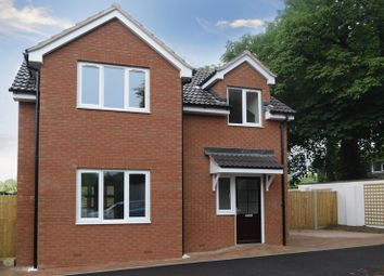 Thumbnail 3 bed detached house for sale in Lyddons Mead, Chard