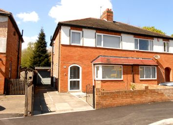 Thumbnail 4 bed semi-detached house to rent in Lower Road, Wollaton, Nottingham