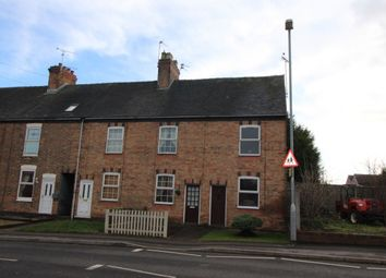 Thumbnail 2 bed terraced house for sale in Harehedge Lane, Horninglow, Burton-On-Trent