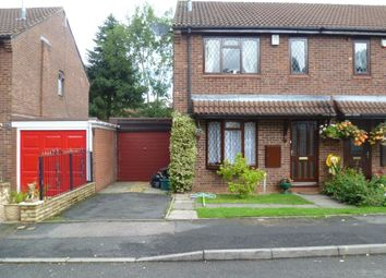 Thumbnail 3 bedroom semi-detached house to rent in Peakman Close, Rednal, Birmingham