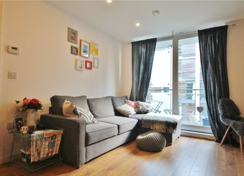 Thumbnail 1 bed property for sale in Burgoyne House, Great West Quarter, Brentford, Greater London